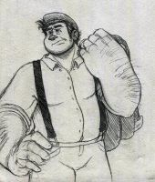 AU Wreck-It Ralph by Motorchickensmile