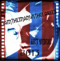 The *NEW* Iamthemanwithglasses Icon/ID For 2013! by HuskyLeafStudios