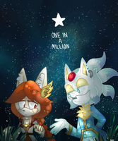 ce : one in a million  by gumiguava