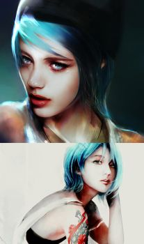Life is Strange_Chloe Price by SiriCC