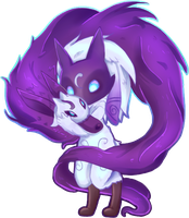 Kindred -Lamb and Wolf by Maririnn