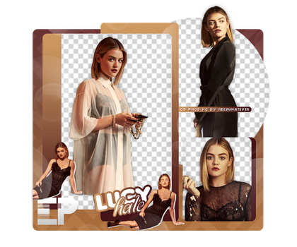PACK PNG 298 // LUCY HALE by ELISION-PNGS