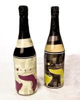 Longdog Wine by flashparade