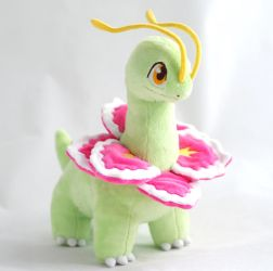Meganium Plush by Draxorr