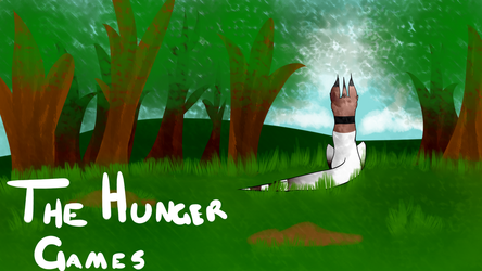 The Hunger Games by Wildflower-Ivalia