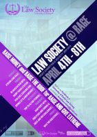 Law Society Charity Poster by Hayter