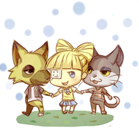 Bell Commission Chibi 2 by SimonAdventure