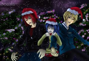 Merry christmas: Amour sucre by Sonala