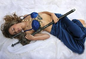 Mermaid and other poses 8 by CathleenTarawhiti