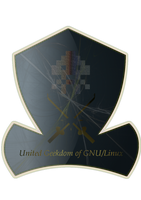 Uggly Logo Blason invaders by Apolonis