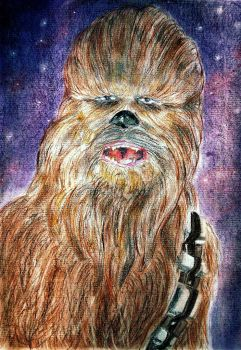 Chewbacca by CpointSpoint