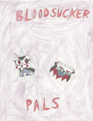 UNKY - .:Bloodsucker Pals:. by worldofcaitlyn