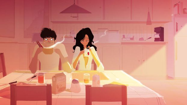 Breakfast by PascalCampion