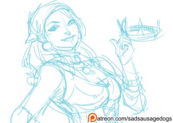 SSD Patreon - Isabela by aimo