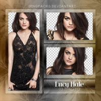Pack Png 09// Lucy Hale. by iPngPacks
