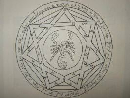 Supernatural - Heptagram by LittleMayuliini