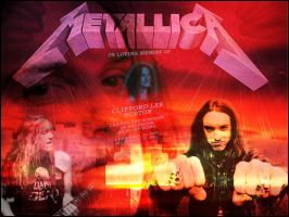 Cliff Burton by Laynesgirl