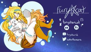 Business Card by furystarcat