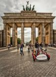 Berlin - The Brandenburg Gate by pingallery