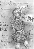 The Black Parade Girl by Lillgoban