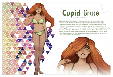 Antl | Cupid Grace by MerelyModest