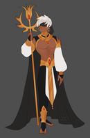 Sun Mage [OTA!] Closed by Pixel-Latte