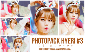 PHOTOPACK HYERI #3 by CeByun688