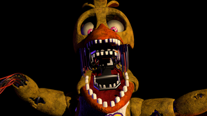 [SFM FNAF] Withered Chica by Fazbearmations