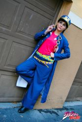 Jojo's Bizarre Adventure - Jotaro by Cortana2552