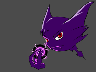 Haunter - SRS BZNS by ThunderLuxray