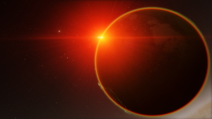 SPACE ENGINE 3.5.2: Red Eye by TuberculosisGeorge