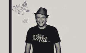 Jason Segel wall by barusse