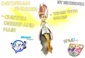[SFM/Gmod/Source] Daydream Shimmer v1.0 by Sindroom