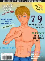 RickY - WWE SuperStar by marik-devil