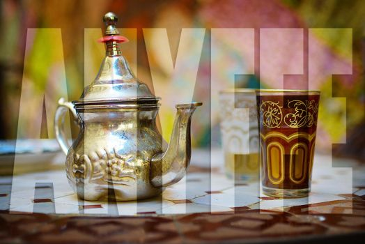 Moroccan tea by anyffe