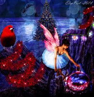 Fairy findings on a Christmas eve by Elsapret