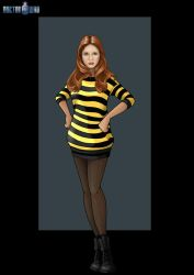 amy pond by nightwing1975