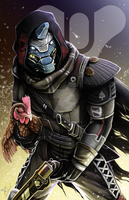 Cayde-6 by Dark-kitten158