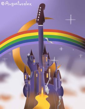 Ritchie Blackmore's Rainbow by Augustusalex