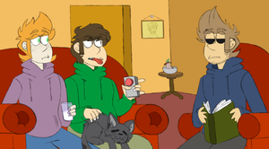 Eddsworld Screencap Redraw by rnurdoc