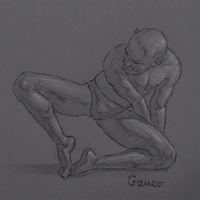 Figure Drawing #80 by AngelGanev