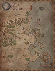 Duchy of Ashmoor by Sapiento