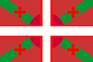 Flag of the Cro-Magnon descendant peoples by hosmich