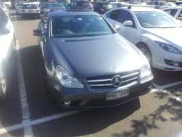 2006 Mercedes Benz CLS 63 AMG by TricoloreOne77