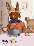 March Hare by SulaimanDoodle