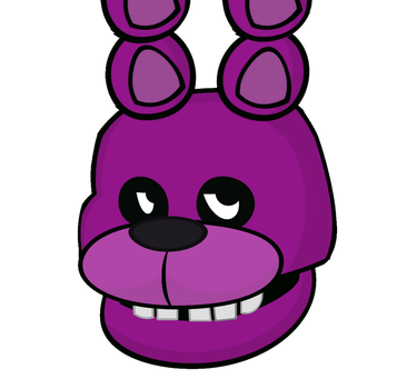 Cartoon Bonnie by StealthHawk6