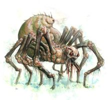 Arachnid Perversion by mr-nick