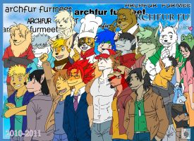 Archfur Furmeet by supermasterbeast
