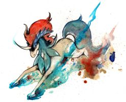 Keldeo Pokemon O Ka Fee