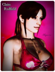Claire Redfield by Alper-55